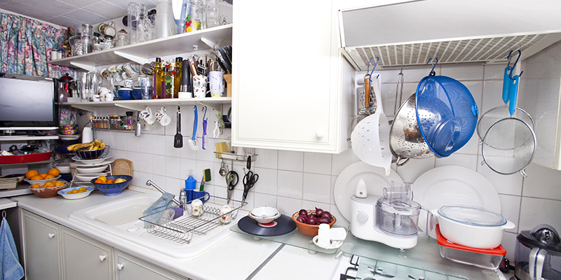 Ten Unique Kitchen Ideas That Make Life Easier